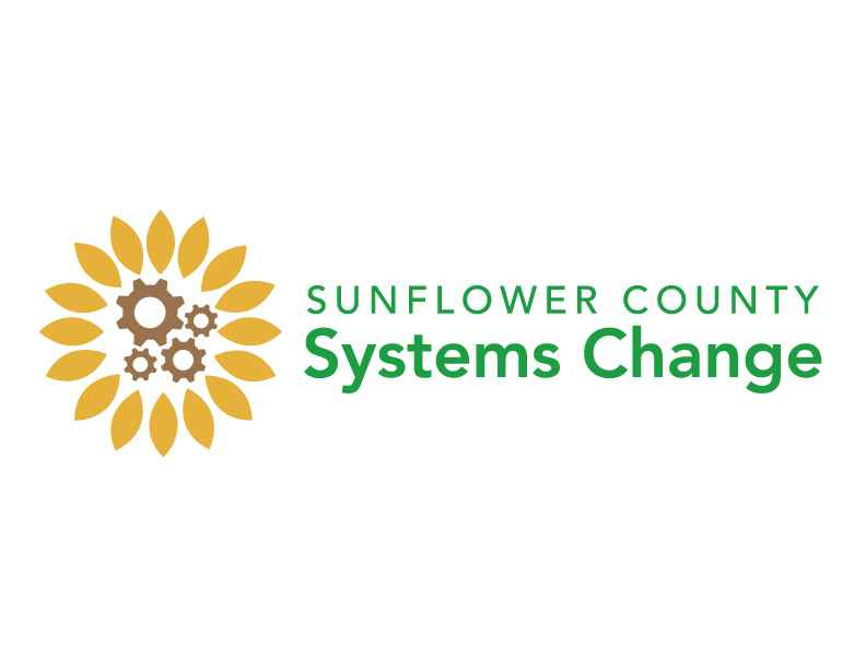 Sunflower County Systems Change Logo