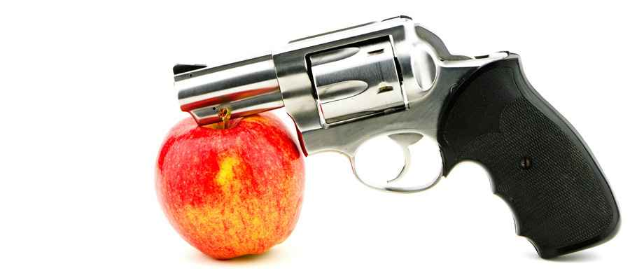 gun on apple