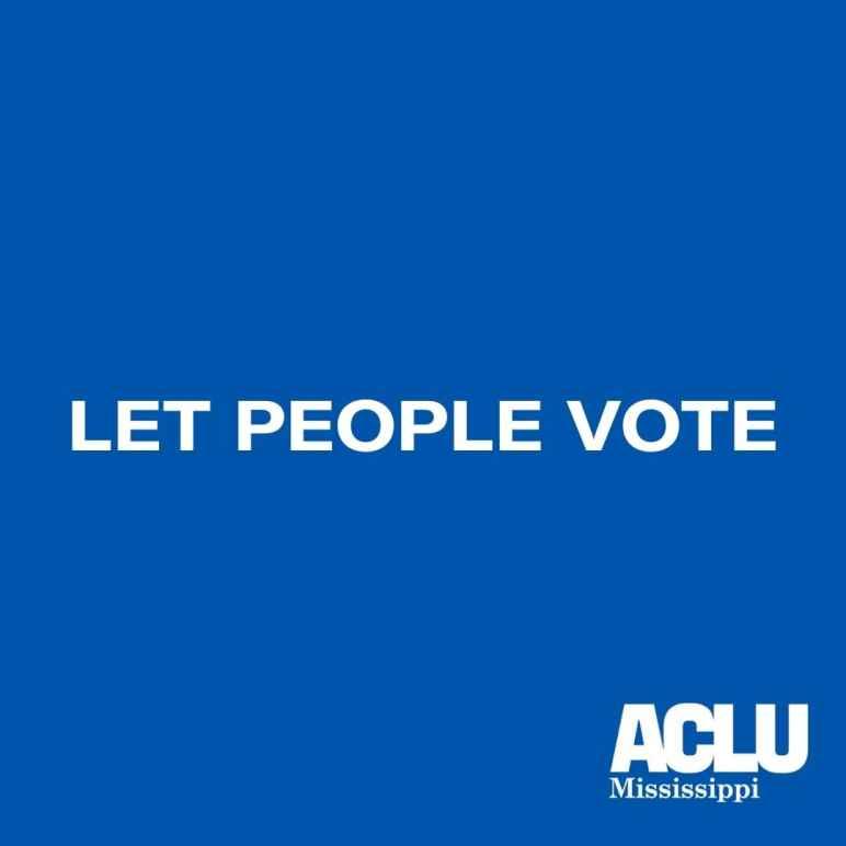 LET PEOPLE VOTE