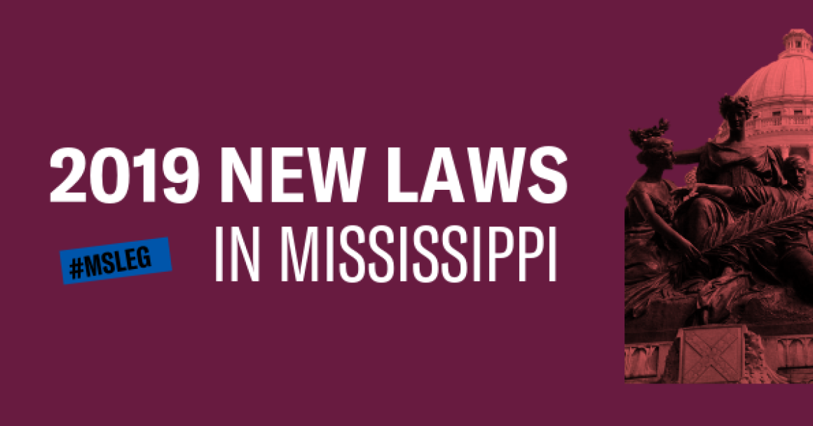 2019 New Laws