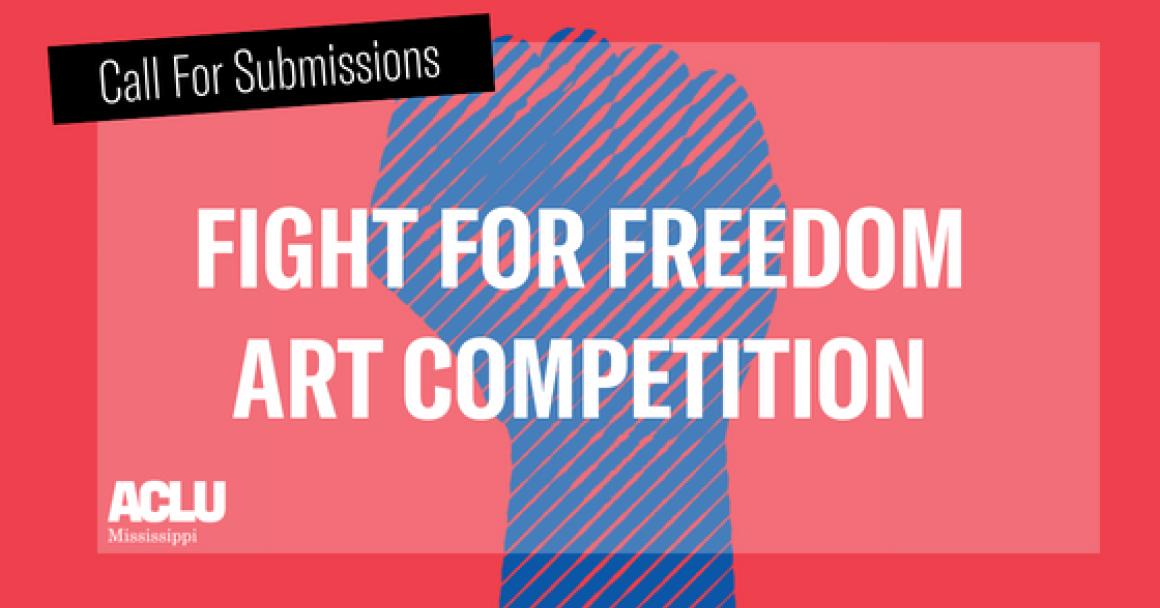 Fight For Freedom website banner